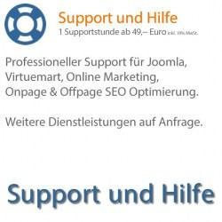 Support, Hilfe, Installation, Beratung, Online Shop, Joomla, Virtuemart, SEO, Onpage Optimierung, Offpage Optimierung, Migration